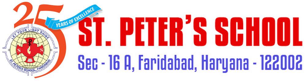 St. Peter's School Faridabad Sec-16A