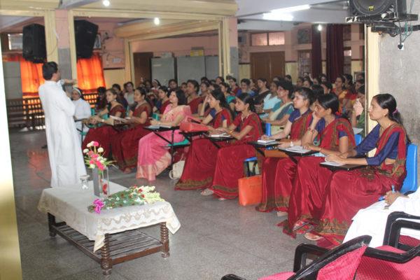 Spiritual Class-for Teachers