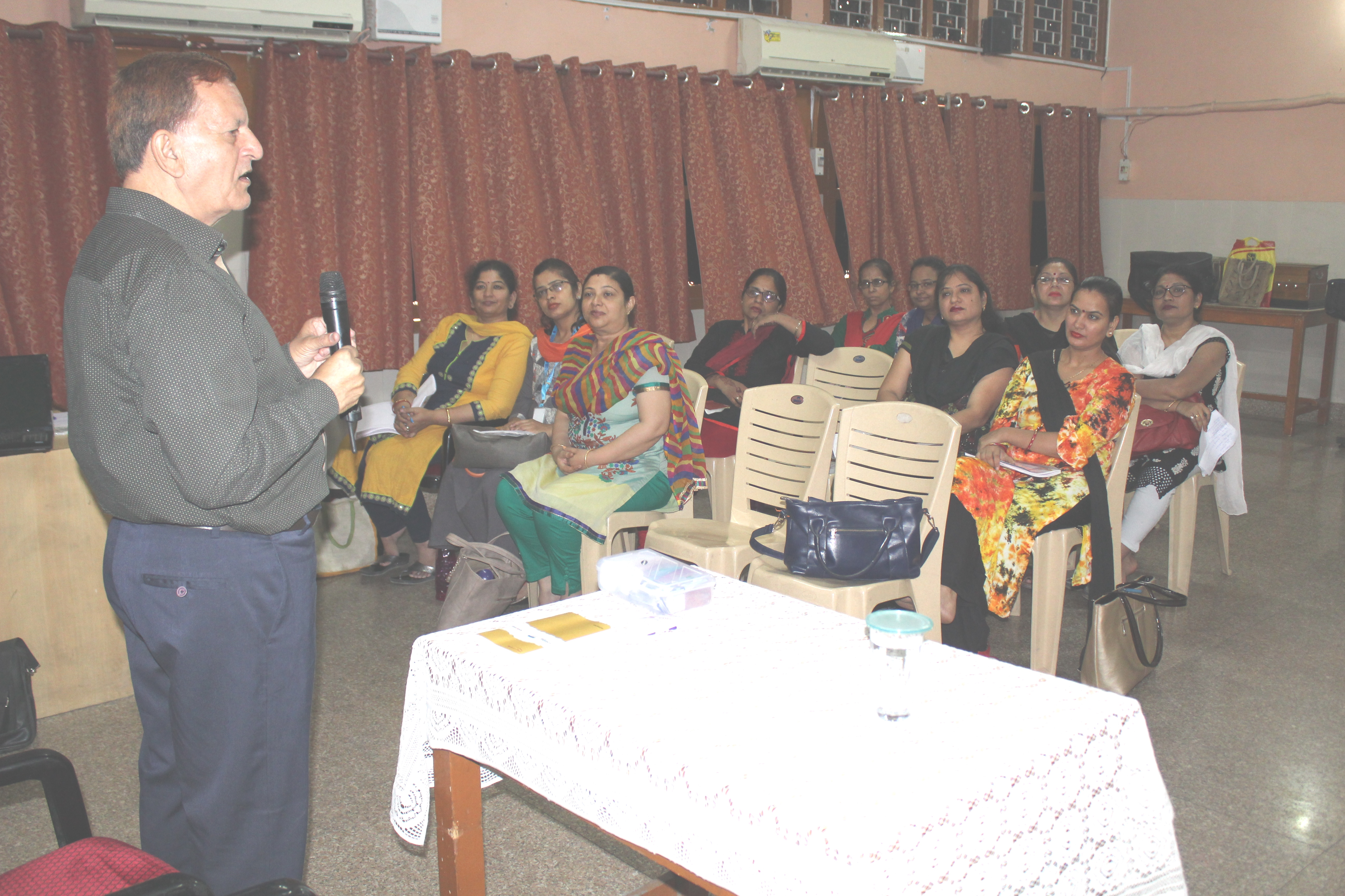 First Aid Training Programme
