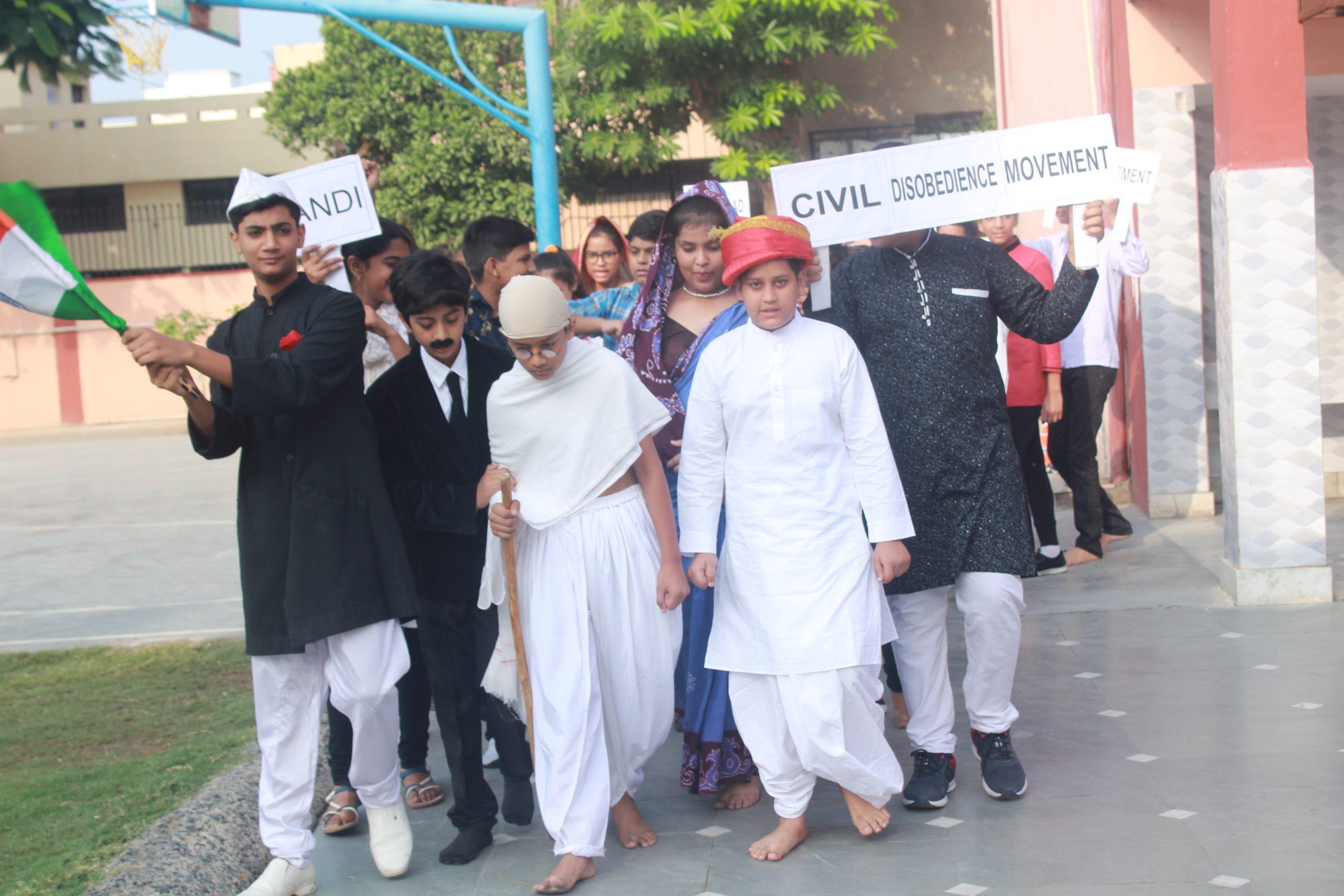 Celebrating 150th Birth Anniversary of Mahatma Gandhi